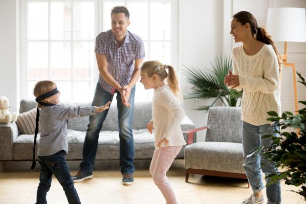 Cómo aprender inglés en casa con los niños